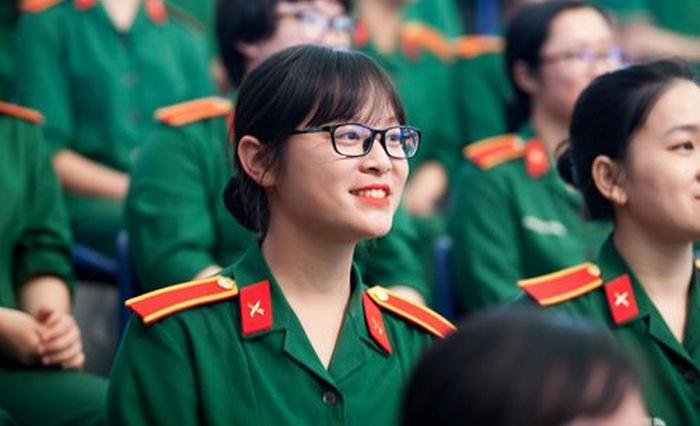 Thong tin moi nhat ve tuyen sinh Quan doi nam 2019
