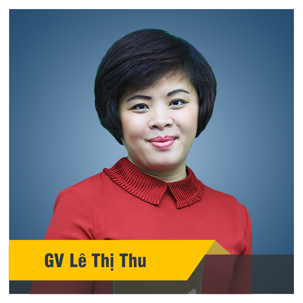 Cô Thu - Khóa luyện thi 9 vào 10 môn Lịch sử theo vấn đề năm 2020
