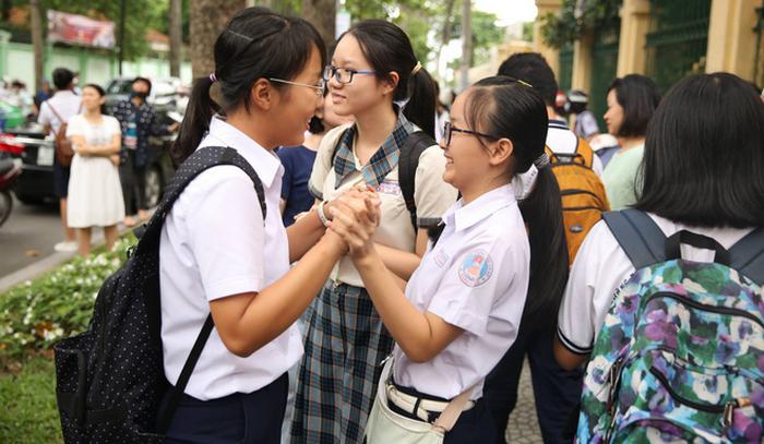 Thong tin tuyen sinh vao lop 10 Vinh Phuc 2019