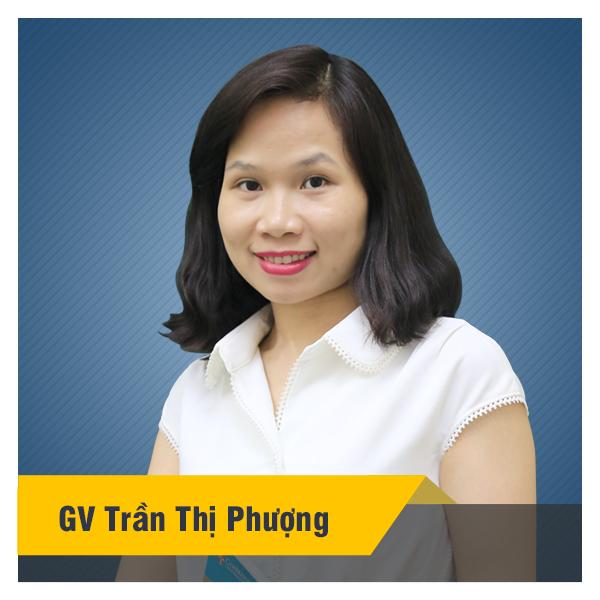 Cô Trần Phượng - Khóa luyện thi THPT QG dành cho học sinh mất gốc môn Anh năm 2020