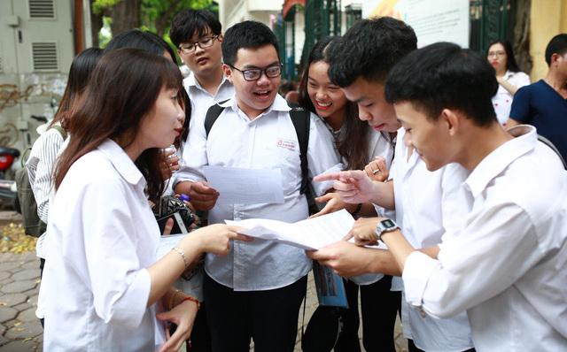 Gan 900 nghin thi sinh dang ky du thi THPT Quoc gia 2019