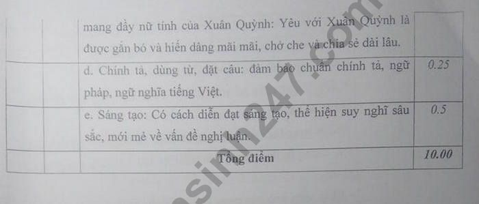 De thi thu THPTQG 2019 mon Van - Chuyen Lam Son lan 3 (co dap an)