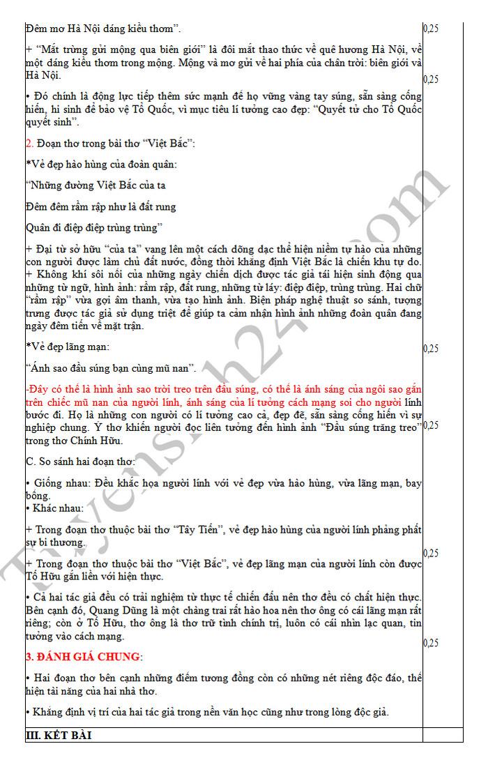 De thi thu THPTQG 2019 mon Van - THPT TH Cao Nguyen lan 3