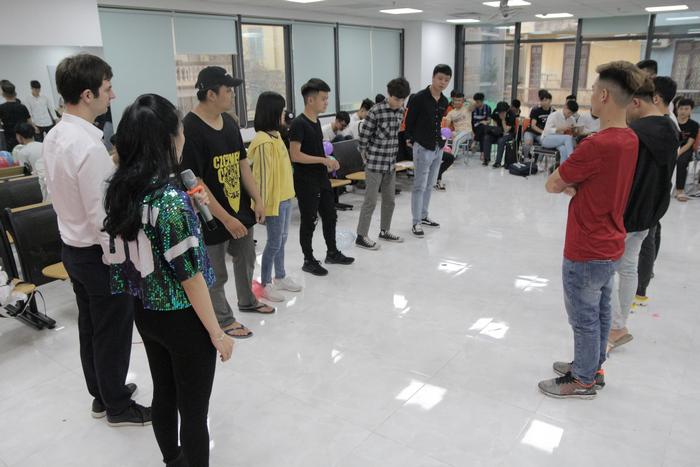 Hoc Tieng Anh chua bao gio thu vi den the voi workshop \