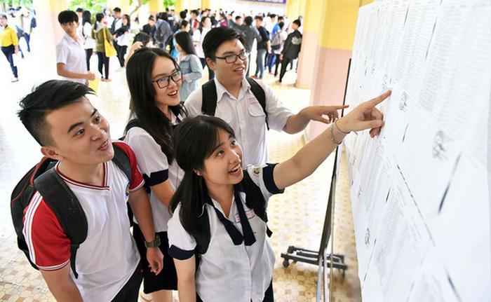 Khi nao cong bo diem thi THPT Quoc gia 2019?