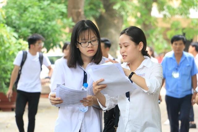 Tra cuu diem thi THPTQG nam 2019 So GD Vinh Phuc