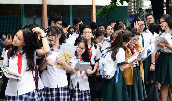 Phuong an tuyen sinh vao lop 10 Hai Phong 2020 - 2021