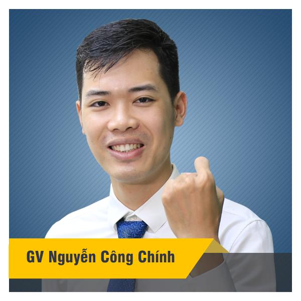 Thầy Chính - Khóa luyện thi THPT QG môn Toán năm 2021