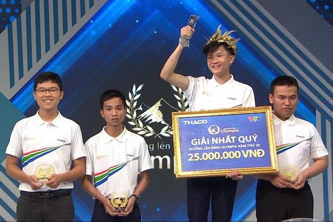 """Co hoi tuyen thang Khoa Quoc te - DHQGHN danh cho thi sinh """"Duong len dinh Olympia"""""""