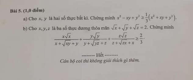Dap an de thi vao lop 10 mon Toan - Hai Phong nam 2020