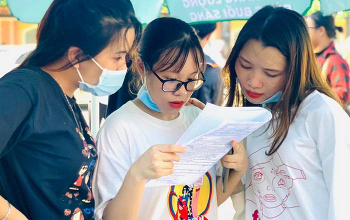 Khi nao Bo GD cong bo dap an chinh thuc 2020?