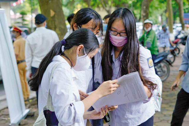 Da co diem thi Tot nghiep THPT nam 2020 tinh Binh Thuan