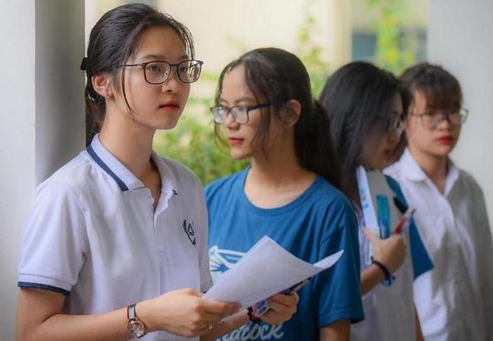 Da co diem thi tot nghiep THPT Ha Noi nam 2020