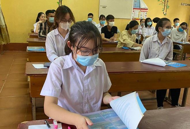 Da co diem thi tot nghiep THPT tinh Quang Ngai nam 2020