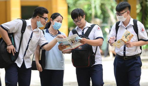 Da co diem thi tot nghiep THPT nam 2020 tinh Binh Dinh
