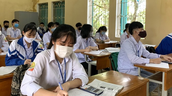 Tra cuu diem thi tot nghiep nam 2020 tinh Hau Giang
