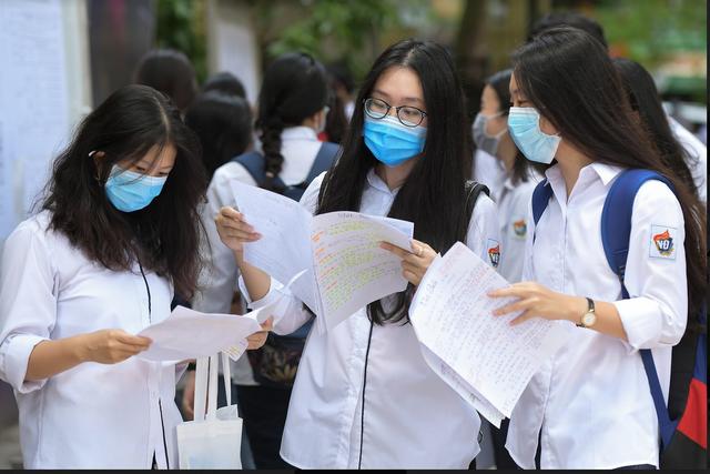 Da co diem thi tot nghiep THPT nam 2020 tinh Quang Binh