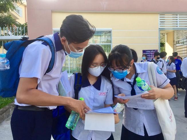 Da co diem thi tot nghiep THPT nam 2020 Thua Thien Hue