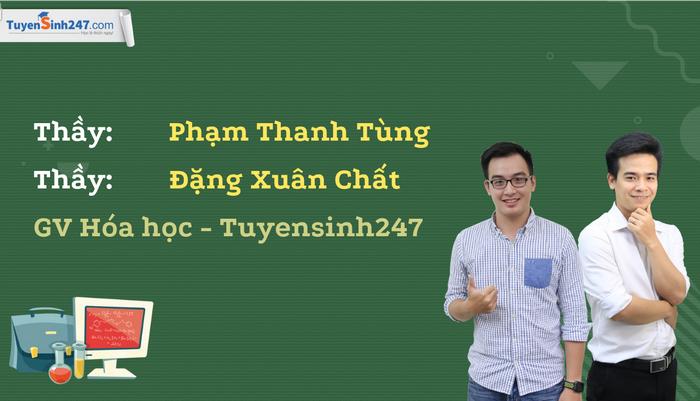 Loi khuyen giup 2k3 lam tot mon Hoa thi tot nghiep THPT 2021
