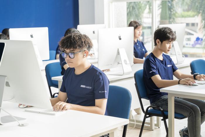VTC Academy xet tuyen bo sung khoi nganh Lap trinh va Thiet ke trong thang 10
