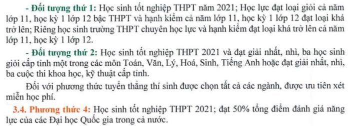 Thong tin tuyen sinh DH Su pham ky thuat Vinh Long 2021