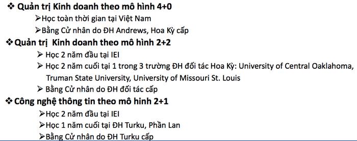 Phuong thuc tuyen sinh Vien Dao tao Quoc te DHQG TPHCM 2021