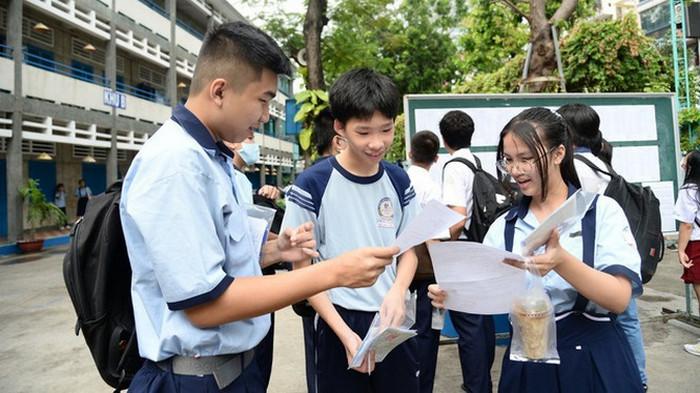 Dong Nai cong bo lich thi vao lop 10 nam 2021 - 2022
