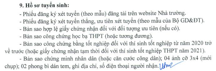 DH Su pham The duc The thao Ha Noi tuyen sinh 2021