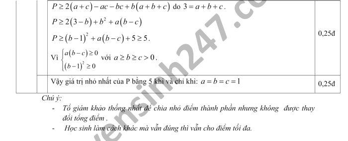 De KSCL lop 9 mon Toan Quan Long Bien nam 2021 - co dap an