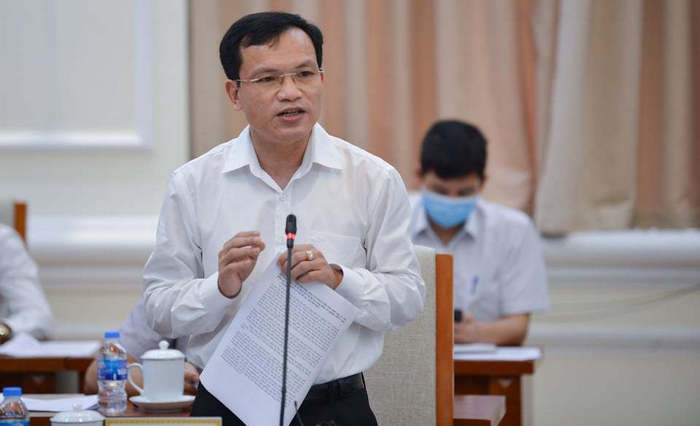 Bo GD len phuong an thi tot nghiep THPT 2021 khi co dich Covid