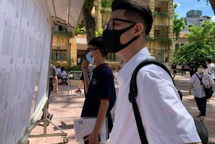 Da Nang da cham xong diem thi tot nghiep THPT 2021