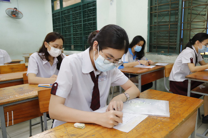 Tra cuu diem thi tot nghiep THPT 2021 - TPHCM