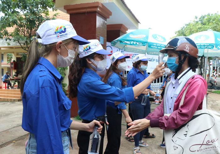 Tra cuu diem thi tot nghiep THPT - So GD Dak Nong nam 2021