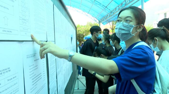 Tra cuu diem thi tot nghiep THPT 2021 - tinh Ha Giang