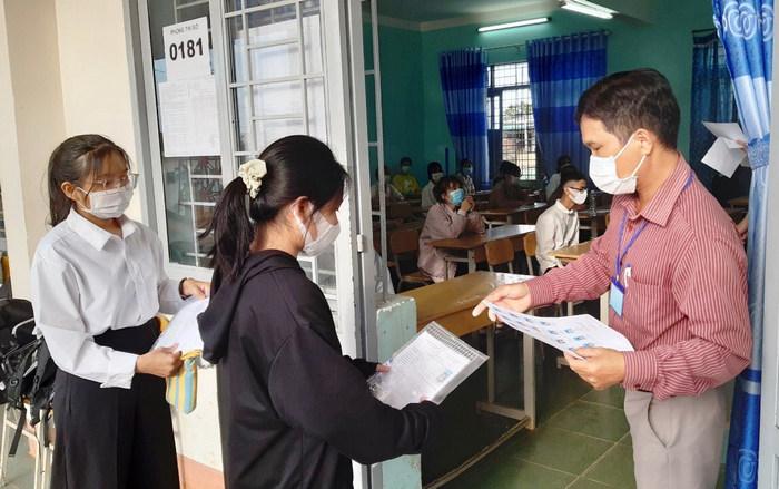 Tra cuu diem thi tot nghiep THPT nam 2021 - So GD Tay Ninh