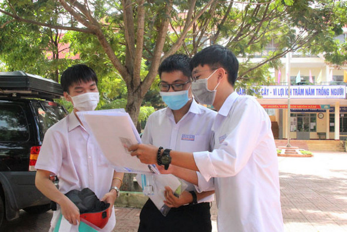 Tra cuu diem thi tot nghiep THPT tinh Hai Duong 2021