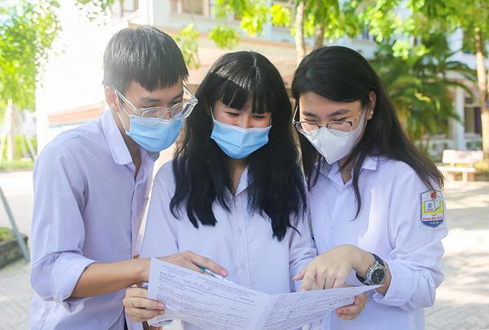 Tra cuu diem thi tot nghiep THPT tinh Vinh Phuc nam 2021