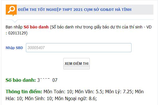 Xuat hien thi sinh dat 3 diem 10 thi tot nghiep THPT nam 2021