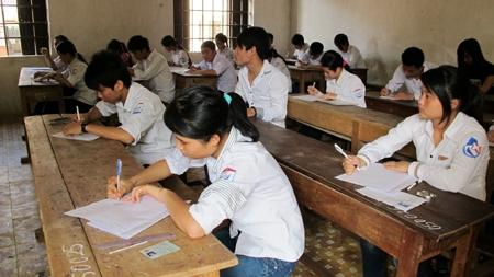Nghệ An công bố 3 môn thi vào lớp 10
