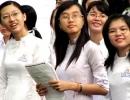 Điểm chuẩn đại học Thành Tây 2012