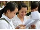 Điểm chuẩn nv 2 Trường Đại học Khoa học Xã hội và Nhân văn và Đại học Giáo dục - ĐH Quốc gia Hà Nội  năm 2012
