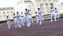 'Sốt' với clip SV hải quân diện đồng phục, nhảy Gangnam style