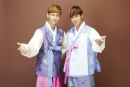 Dàn sao Hàn diện Hanbok đón Trung Thu