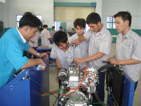 Tuyen sinh DH, CD 2012: Khong co \