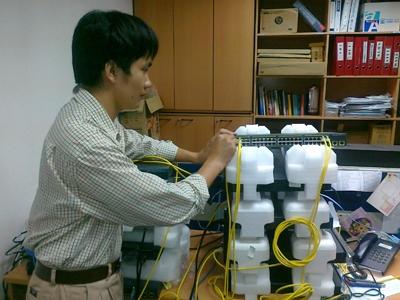 Chu Thành Lâm tại công ty Indigo JSC