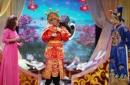 Táo Quân 2013: Minh Quân gặp nhiều áp lực lần đầu làm Thiên lôi