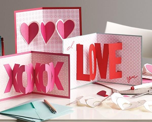 Những mẫu thiệp tỏ tình đáng yêu cho ngày Valentine 7