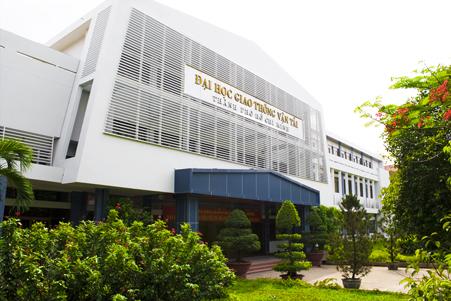 Ty le choi Dai Hoc Giao Thong Van Tai TP HCM