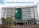 Tỷ lệ chọi Đại Học Kinh Tế - Luật - Đại Học Quốc Gia TPHCM năm 2014