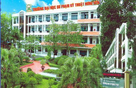 Ty le choi Dai Hoc Su Pham Ky Thuat Hung Yen
